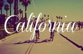 CALIFORNIA VISIT