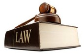 A law book