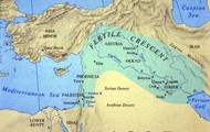 Here's some of the deserts located in the Fertile  Crescent