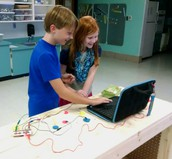 Shades Mountain 4th Grade Makey Makey for Electricity Unit