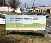 New Horizons Treatment Center