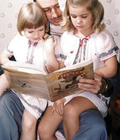 Walt Disney & Family