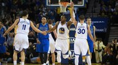 Golden State Warriors Make History