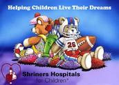 Shriners Hosptial for Children