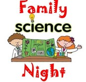 Math/Science Family Night and Science Fair