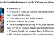 Elementary Ed Tech - iPads