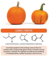 Pumpkins and chemistry - what a nice latte!