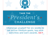 Earn Your Active Lifestyle Award