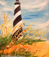 Sea Oats and Hatteras