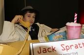 Personal Detective Jack Spratt