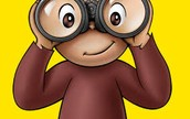 Animated Math Models-Practice some of your math skills with Curious George!