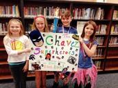 3rd Grade Battle of the Books Winners