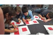 Partitioning Rectangles in Math Journals