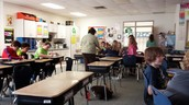 5th grade book chats