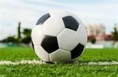 We also love soccer!