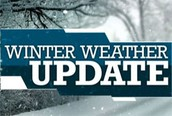 HSE Winter Weather Update