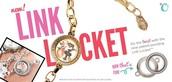 NEW! Link Locket