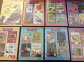 Scholastic Storytime DVD's