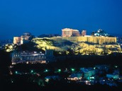 A Night in Athens