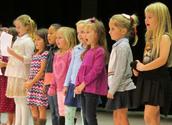 Literacy Night at SeaWind Elementary School