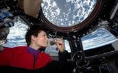 Her Astronaut Career Records Awards