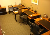 Private Office Space for up to 30 people in the Two Union Square Building!