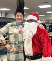 Holiday Character Dress up fun