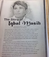The Story of Iqbal Masih