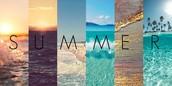 Student Ministry Summer Schedule