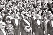 Segundo gobierno(1952–1955)
