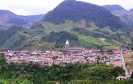 Far view of Aguachica