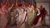 When Julius Caesars death was coming