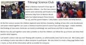 SCIENCE CLUB!