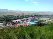 Panorama Complex Grand Hotel Perla Ciucasului