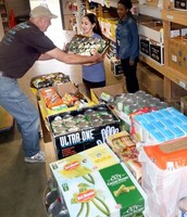 Spring Hill students help Longview Community Ministries
