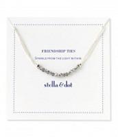 Silver friendship tie @ £12.50 (rrp £19)