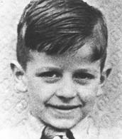 john adams when he was little