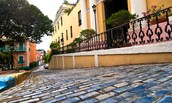 Puerto Rico- La Isla Bellisima con vistos al mar interminables!