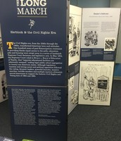 The Long March - Herblock & the Civil Rights Era