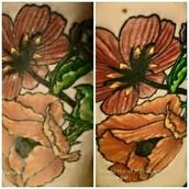 Brighten Up a Tattoo!