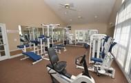 24 Hour Fitness Center!