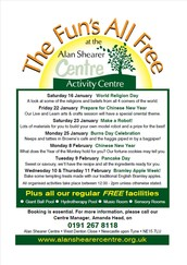 Alan Shearer Activity