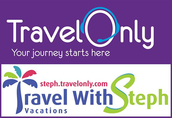 Travel With Steph Vacations - Travel OnLy