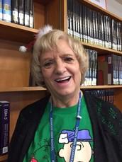 Jane Hall, Library Para Educator