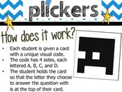 Plickers Student Response System