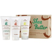 2. SHEA BUTTER HAND CREAM TRIO - $39