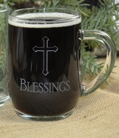 Blessings Mugs Set of 2