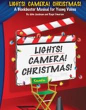 Lights, Camera, Christmas Play Dec. 17th!