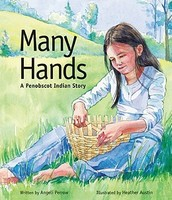 Many Hands by Angeli Perrow
