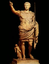 Let Augustus be our first emperor, it won't be a mistake.